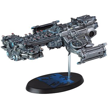StarCraft II: Heart of the Swarm - Terran Battlecruiser Mini Replica (761568006742)
