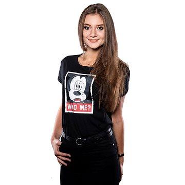 Disney Mickey Mouse - Who Me? - dámské tričko L (5908305224815)