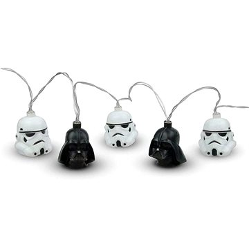 Star Wars - Darth Vader a Stormtrooper - světýlka k zavěšení (5055437916818)