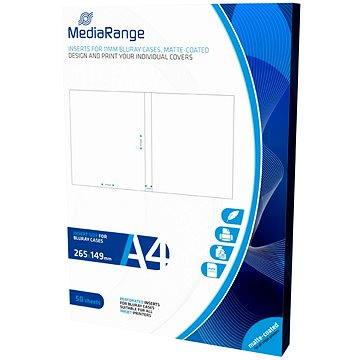 MediaRange pro 11mm Blu-ray krabičky (MRINK123)