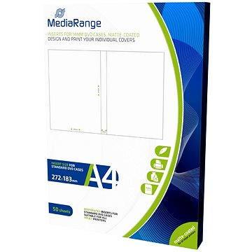 MediaRange pro 14mm DVD krabičky (MRINK121)