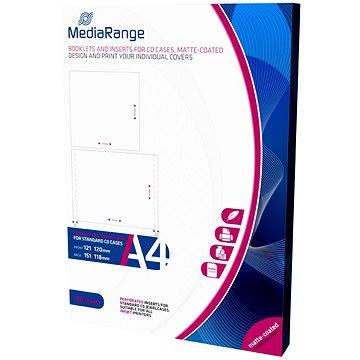 MediaRange pro CD krabičky (Jewelcase) (MRINK120)