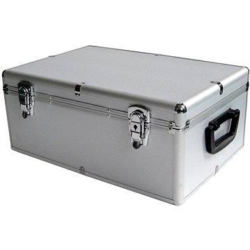 MediaRange DJ Case 500 stříbrný (BOX77)