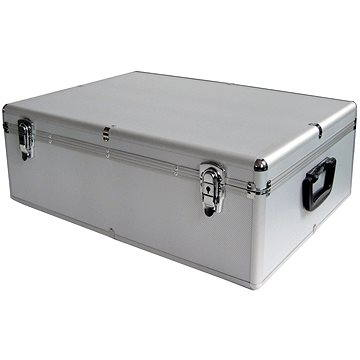 MediaRange DJ Case 1000 stříbrný (BOX78)