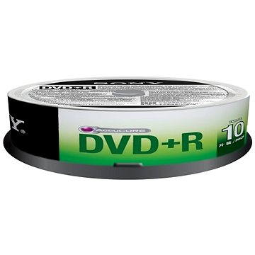 Sony DVD+R 10ks cakebox (10DPR47SP)