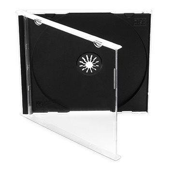 Krabička na 1ks - černá,10ks/bal (27001P10)