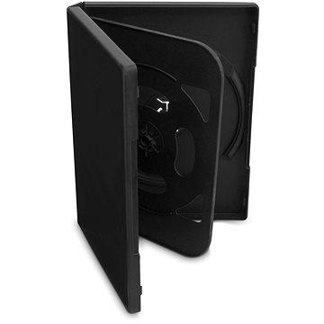 Cover IT Krabička na 4ks - černá, 19mm, 5ks/bal (27011P5)