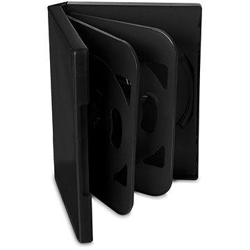 Cover IT Krabička na 6ks - černá, 24mm, 5ks/bal (27012P5)