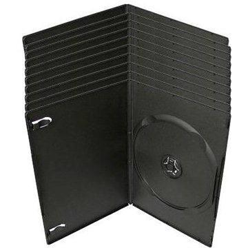 Krabička slimULTRA na 1ks - černá, 7mm, 10pack (COVERIT6)