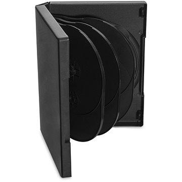 Krabička na 8ks - černá, 33mm (27013)