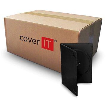 Krabička na 1ks, černá, 9mm (27083)