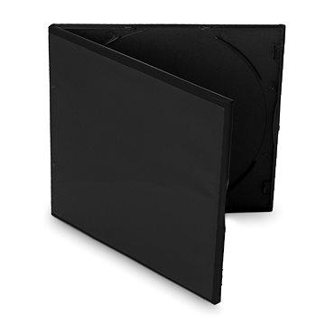 Krabička slim na 1ks - černá,10ks/bal (27017P10)