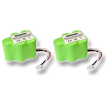 Goowei Baterie Ecovacs Deebot D62, D66, D73, D76, D77 (E6678)