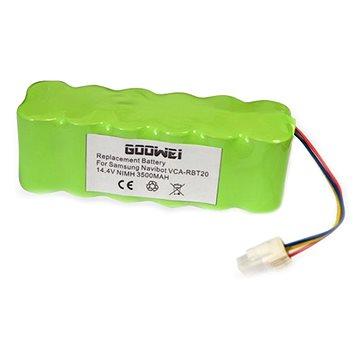 Goowei Baterie Samsung Navibot SR88xx, VCR88xx, SR8Fxx, SR87xx, VCR87xx (E6614)