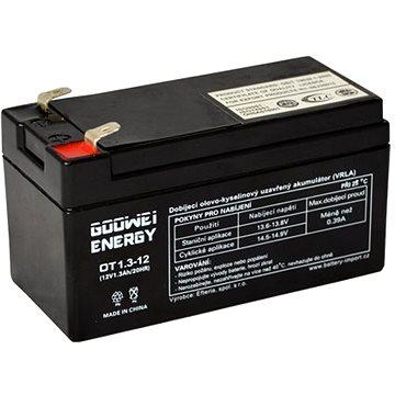 GOOWEI ENERGY OT1.3-12, 12V, 1.3Ah (OT1.3-12)