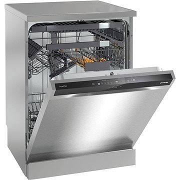 GORENJE GS66260X (539061) + ZDARMA Tablety do myčky FINISH Quantum Max Lemon 60 ks Tablety do myčky FINISH Quantum Max Lemon 60 ks Čistič FINISH Čistič 250ml