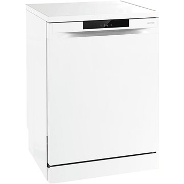 GORENJE GS65160W (509653) + ZDARMA 2x Tablety do myčky FINISH Quantum Max Lemon 60 ks Čistič FINISH Čistič 250ml