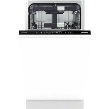 GORENJE GV56210 (552971) + ZDARMA 2x Tablety do myčky FINISH Quantum Max Lemon 60 ks Čistič FINISH Čistič 250ml