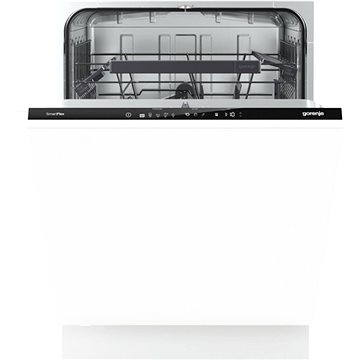 GORENJE GV66261 (568203) + ZDARMA 2x Tablety do myčky FINISH Quantum Max Lemon 60 ks Čistič FINISH Čistič 250ml