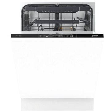 GORENJE GV66262 (728491) + ZDARMA 2x Tablety do myčky FINISH Quantum Max Lemon 60 ks Čistič FINISH Čistič 250ml