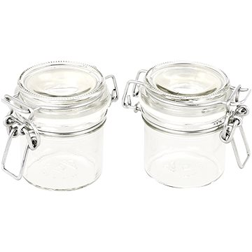 GOTHIKA Zavařovací sklenice 90ml s víkem 12ks (520136710062)