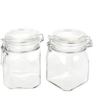 GOTHIKA Zavařovací sklenice 500ml s víkem 6ks (520644330062)