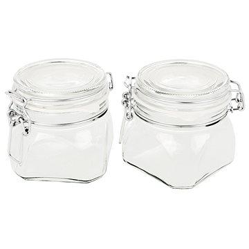 GOTHIKA Zavařovací sklenice 750ml s víkem 6ks (520944330062)