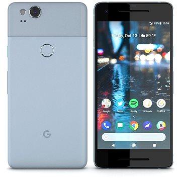 Google Pixel 2 64GB světle modrý + ZDARMA Digitální předplatné PC Revue - Roční předplatné - ZDARMA Cestovní adaptér Goobay UK->EU Power Adapter bílý Digitální předplatné Interview - SK - Roční od ALZY
