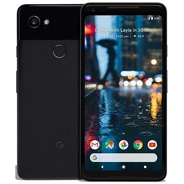 Google Pixel 2 XL 64GB černý + ZDARMA Digitální předplatné PC Revue - Roční předplatné - ZDARMA Cestovní adaptér Goobay UK->EU Power Adapter bílý Digitální předplatné Interview - SK - Roční od ALZY