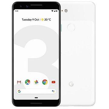 Google Pixel 3 64GB bílá (GA00458)
