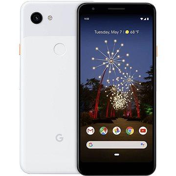 Google Pixel 3a bílá