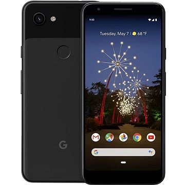 Google Pixel 3a černá