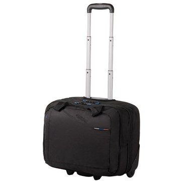 Samsonite American Tourister Laptop Rolling Tote 17 černá (59A09003)