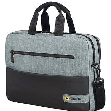 "American Tourister CITY DRIFT LAPTOP BAG 15.6"" BLACK/GREY (28G09004)"