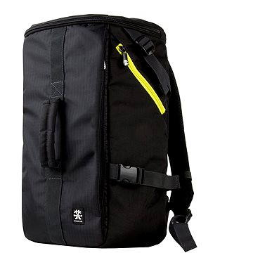 Crumpler Track Jack Barrel Backpack černý (TJBRBP-001)