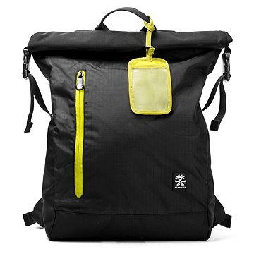 Crumpler Track Jack Day Backpack Black (TJDBP-001)