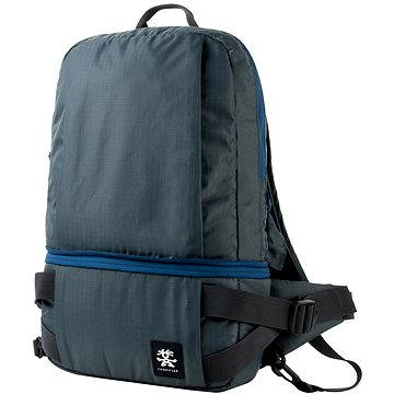Crumpler Light Delight Foldable Backpack, steel grey (LDFBP-010)
