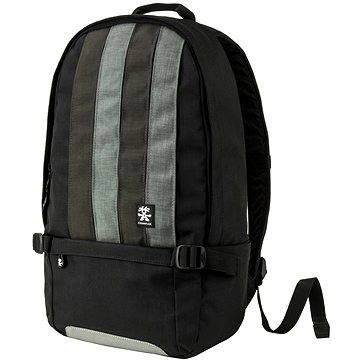 Crumpler Dinky Di Stripy - M - dull black / dark mouse grey (DDSBP-M-001)