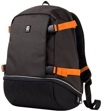 CRUMPLER Proper Roady Half Photo Backpack - černo/šedý (PRYHBP-003)