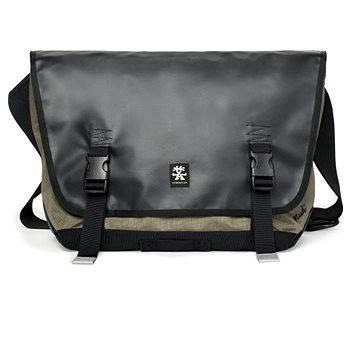 Crumpler Muli Messenger L černá/tarpaulin/khaki (MUM-L-004)