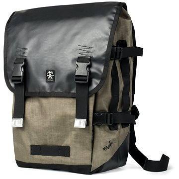 Crumpler Muli Backpack L černý/tarpaulin/khaki (MUBP-L-004)