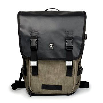 Crumpler Muli Half Photo Backpack Black tarpaulin/khaki (MUHPBP-004)
