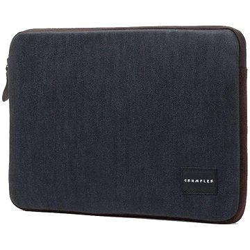 Crumpler Betty Blue Laptop Sleeve 13 - dk. denim / earth brown (BEBLS13-001)