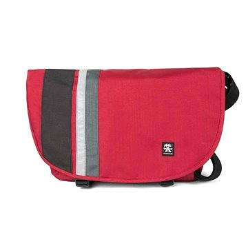 Crumpler Dinky Di Messenger M - deep red/charcoal (DDM-M-014)