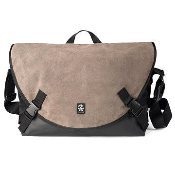 Crumpler Proper Roady Leather Laptop L - suede leather/black (PRYL-L-001)
