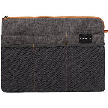 Crumpler Shuttle Delight Laptop Pocket Sleeve 13 - white grey (SDLPS13-001)