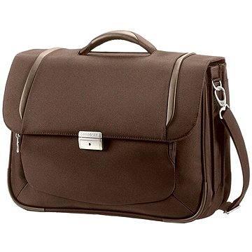 Samsonite XBlade Business 2.0 Briefcase 2 Gusset 16 hnědá (23V13004)