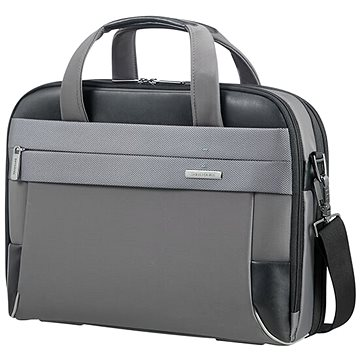 "Samsonite Spectrolite 2.0 Bailhandle 14.1"" Grey/Black (CE7*18003)"