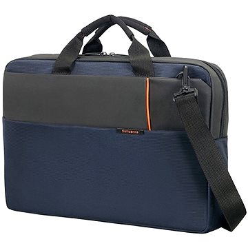 Samsonite QIBYTE LAPTOP BAG 14.1'' modrá (16N*01001)
