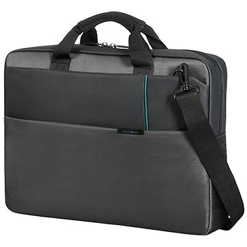 "Samsonite QIBYTE LAPTOP BAG 17.3"" ANTHRACITE (16N*09003)"